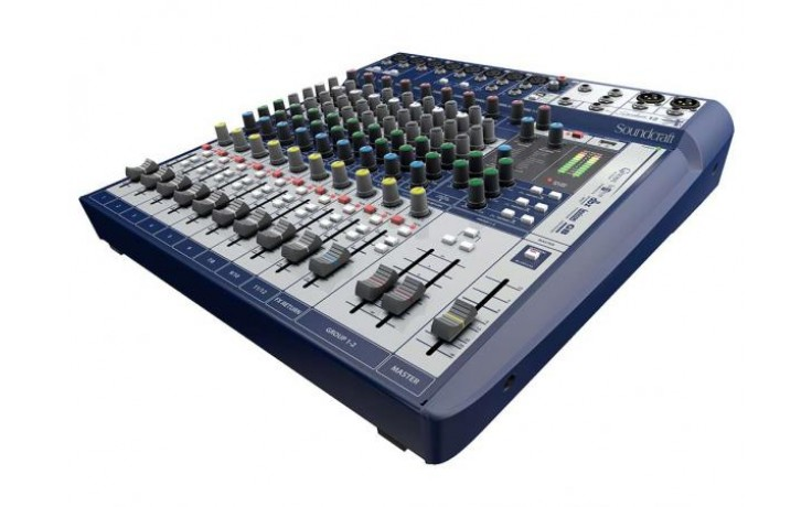 Signature12 | Mixer analogico