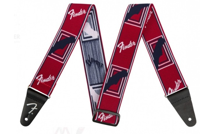 Weighless Strap red | Tracolla per chitarra