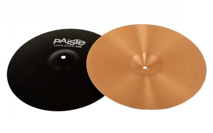 "Color Sound 900 Heavy | Hi-hat 14"" BK"