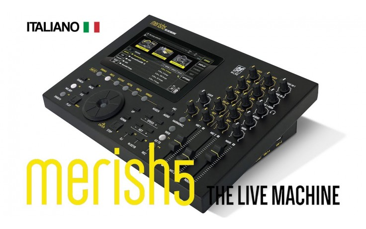 Merish 5+ Plus | Workstation Midi / Mp3