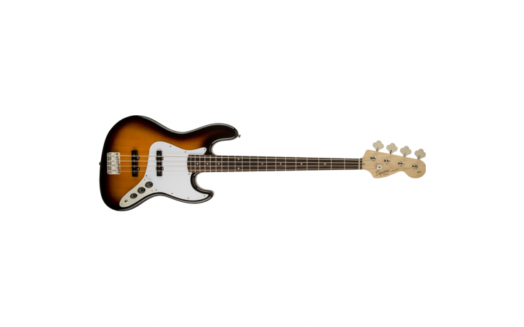 Squier Affinity Jazz Bass Brown Sunburst