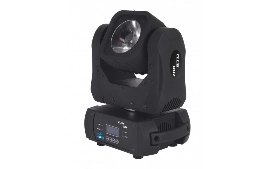 CLUB DOT led RGB/FC | Moving heads