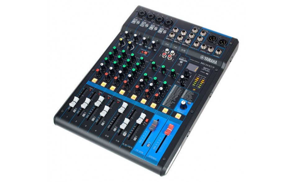 MG10XUF | Mixer analogico