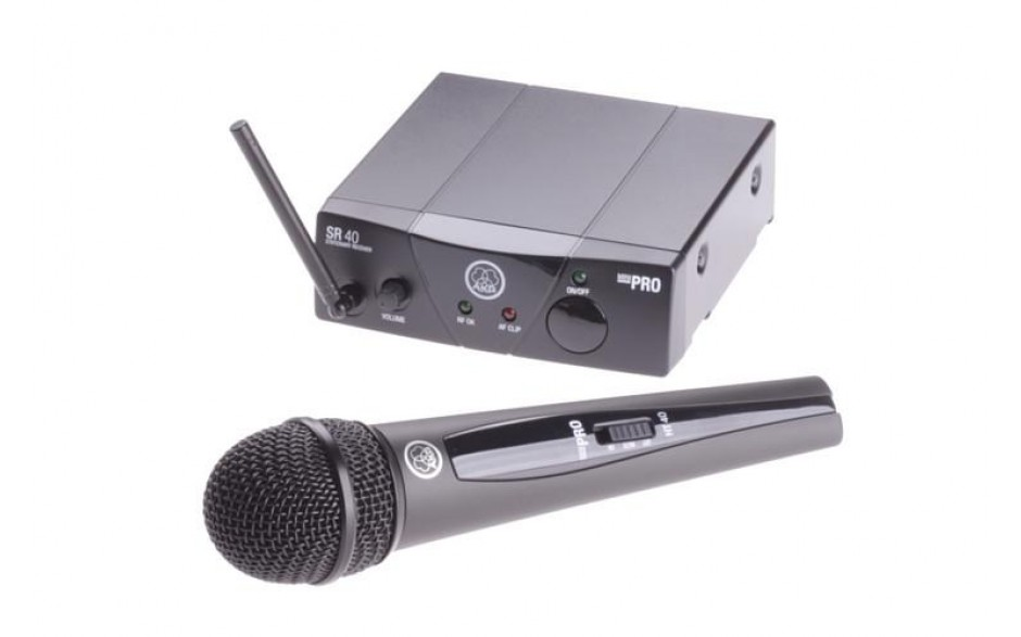 AKG WMS 40 Mini Vocal - Microfono Wireless per Voce - Prezzo d'acquisto online
