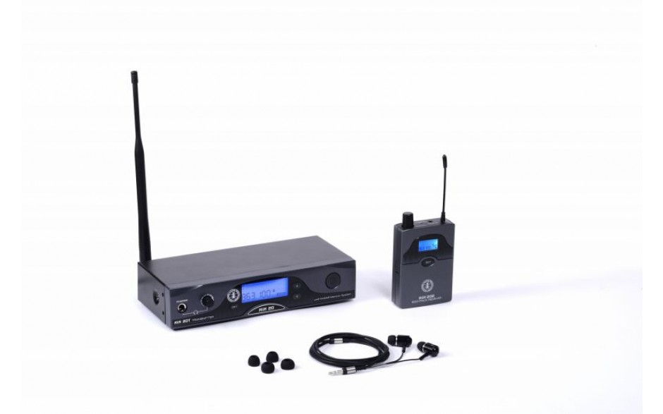 MiM 20   in ear monitor wireless
