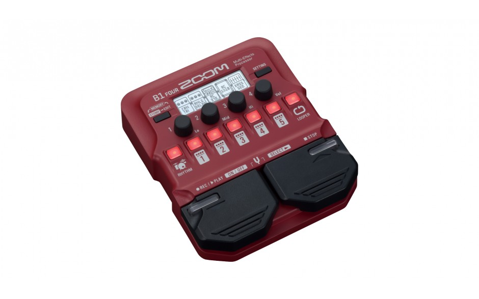 B1 Four | Bass Multi-Effects Processor