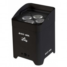 BATI 4 DL | Par led a batteria