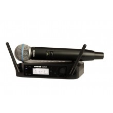 Shure GLXD24E BETA 58 prezzo - Microfono Wireless - Radiomicrofono Digitale